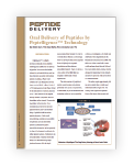 Enteris BioPharma Peptide Delivery – Drug Development & Delivery